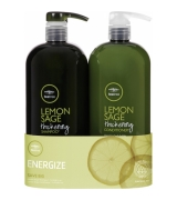 Aktion - Paul Mitchell Save On Duo Lemon Sage Set 1000 ml + 1000 ml