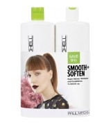 Aktion - Paul Mitchell Save On Smoothing Set 1000 ml + 1000 ml