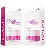 Aktion - Schwarzkopf BC Bonacure Color Freeze Set Shampoo...