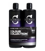 Aktion - Tigi Catwalk Fashionista Tween Duo Shampoo +...
