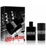 Aktion - Zadig & Voltaire This is Him! Duftset (EdT50/Deo75)
