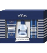 Aktion - s.Oliver Outstanding Men Geschenkset Trio...