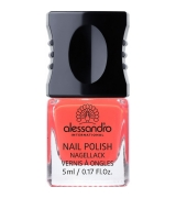 Alessandro Colour Code 4 Nail Polish 309 Funky Red 5 ml