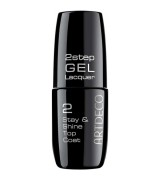 Artdeco 2Step GEL Lacquer Stay & Shine Top Coat Stay &...
