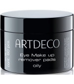 Artdeco Eye Make-up Remover Pads oily 60 Stk.