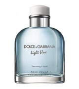 Dolce & Gabbana Light Blue Swimming in Lipari Eau de...