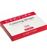 Efalock Coloring Wraps 110x 160 mm 500 Blatt