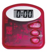Efalock Timer digital rot