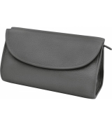 Erbe Collection Kulturtasche, grau, 31,0 x 17,0 cm