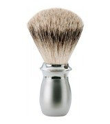 Erbe Shaving Shop Rasierpinsel gl�nzend/matt