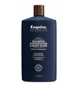 Esquire Grooming The 3-in-1 Shampoo, Conditioner & Body Wash