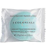 I Coloniali Regenerating Effervescent Bath Tablets Ginseng