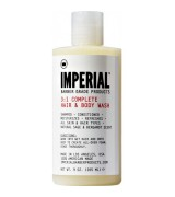 Imperial 3:1 Complete hair & body wash 265 ml