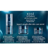 Kosé Cell Radiance Rice Power Extract Special Starter Kit...
