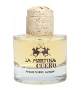 La Martina Cuero Hombre Man After Shave Lotion 100 ml