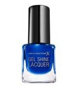 Max Factor Mini Gel Shine Lacquer 40 Glazed Cobalt 4,5 ml