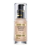 Max Factor Miracle Match Foundation 50 Natural 30 ml