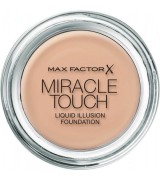 Max Factor Miracle Touch Foundation 75 Golden