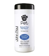 Paul Mitchell John Paul Pet Full Body & Paw Pet Wipes 45...