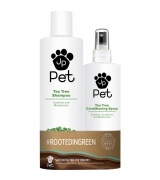 Paul Mitchell John Paul Pet  Tea Tree Pack Rootedingreen