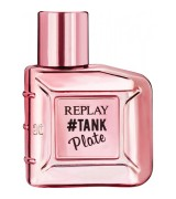 Replay #Tank Plate for Her Eau de Toilette (EdT) 30 ml