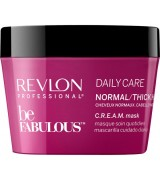Revlon Be Fabulous Daily Care Normal Hair C.R.E.A.M. Mask