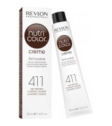 Revlon Nutri Color Creme Nr. 411 Braun 100 ml