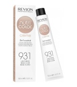Revlon Nutri Color Creme Nr. 931 Blond Hellbeige 100 ml