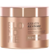 Schwarzkopf BlondMe Keratin Restore Bonding Mask