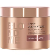 Schwarzkopf BlondMe Tone Enhancing Bonding Mask Warm...