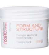 Swiss Haircare Styling Form & Structure Creme-Wachs 50 ml