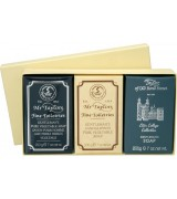 Taylor of Old Bond Street Gentlemans Assorted Soaps -...