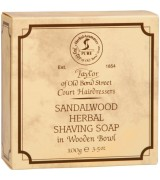 Taylor of Old Bond Street Sandalwood Herbal Shaving Soap...