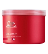 Wella Care� Brilliance Mask 500 ml (Kr�ftiges/Coloriertes...