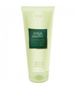 4711 Acqua Colonia Blood Orange & Basil Body Lotion - K�rperlotion 200 ml