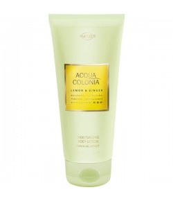 4711 Acqua Colonia Lemon & Ginger Body Lotion - Körperlotion 200 ml