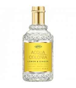 4711 Acqua Colonia Lemon & Ginger Eau de Cologne (EdC) Spray 50 ml