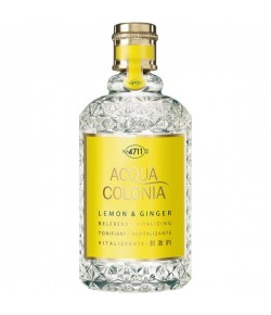 4711 Acqua Colonia Lemon & Ginger Splash & Spray Cologne 170 ml