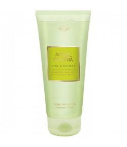 4711 Acqua Colonia Lime & Nutmeg Shower Gel - Duschgel 200 ml