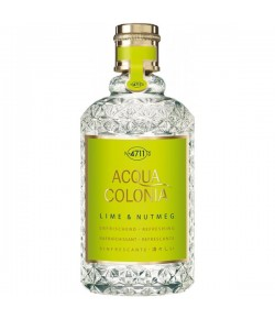 4711 Acqua Colonia Lime & Nutmeg Splash & Spray 170 ml