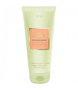 4711 Acqua Colonia White Peach & Coriander Body Lotion - Körperlotion 200 ml