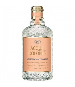 4711 Acqua Colonia White Peach & Coriander Splash...