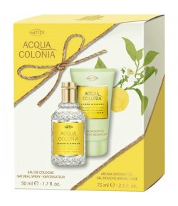 Aktion - 4711 Acqua Colonia Lemon & Ginger...