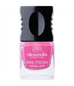 Aktion - Alessandro Colour Code 4 Nail Polish Cosmic Pink 5 ml