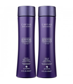 Aktion - Alterna Caviar Replenishing Moisture Duo Shampoo + Conditioner 2 x 250 ml