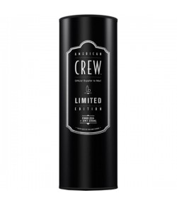 Aktion - American Crew Limited Edition - 3 in 1 Shampoo & Fiber