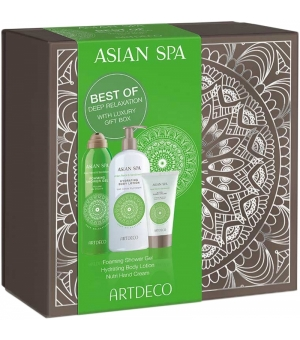 Aktion - Artdeco Asian Spa Deep Relaxation Best of Geschenk-Set