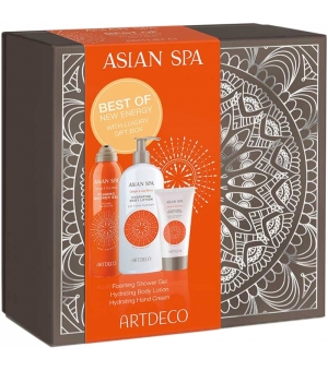 Aktion - Artdeco Asian Spa New Energy Best of Geschenk-Set