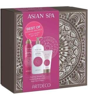 Aktion - Artdeco Asian Spa Sensual Balance Best of Geschenk-Set