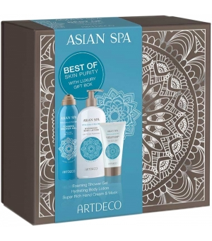 Aktion - Artdeco Asian Spa Skin Purity Best of Geschenk-Set